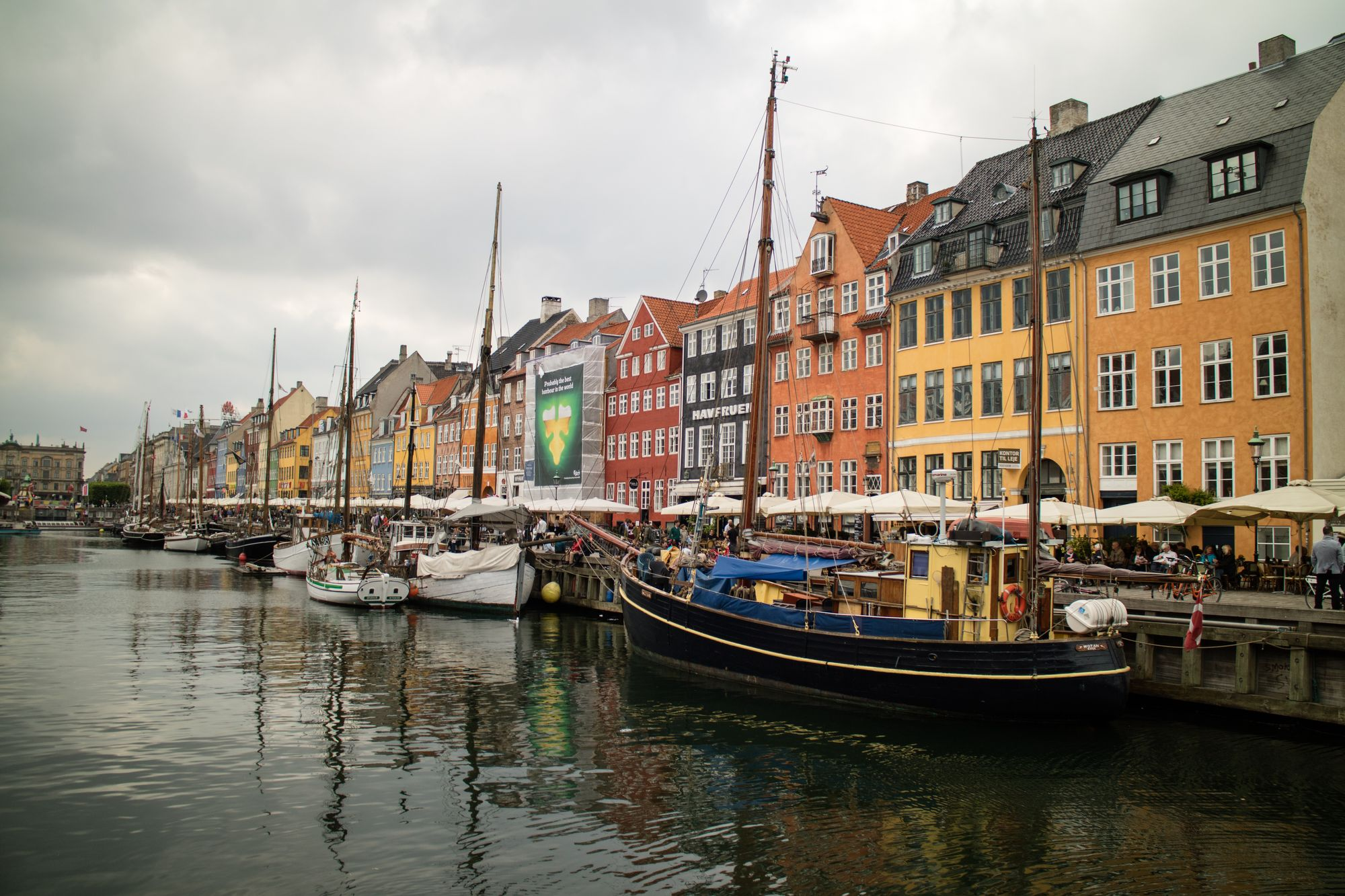 nyhavn, of course